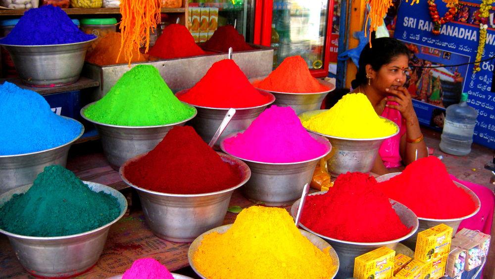 Colours.... by Arka Banerjee