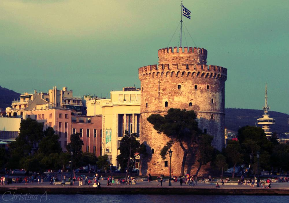 White Tower by ChristinaA