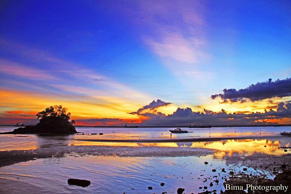 The Sunset by bimaadiwara53