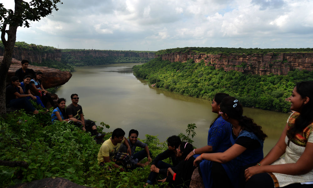 enjoy with nature by neerajgautam376