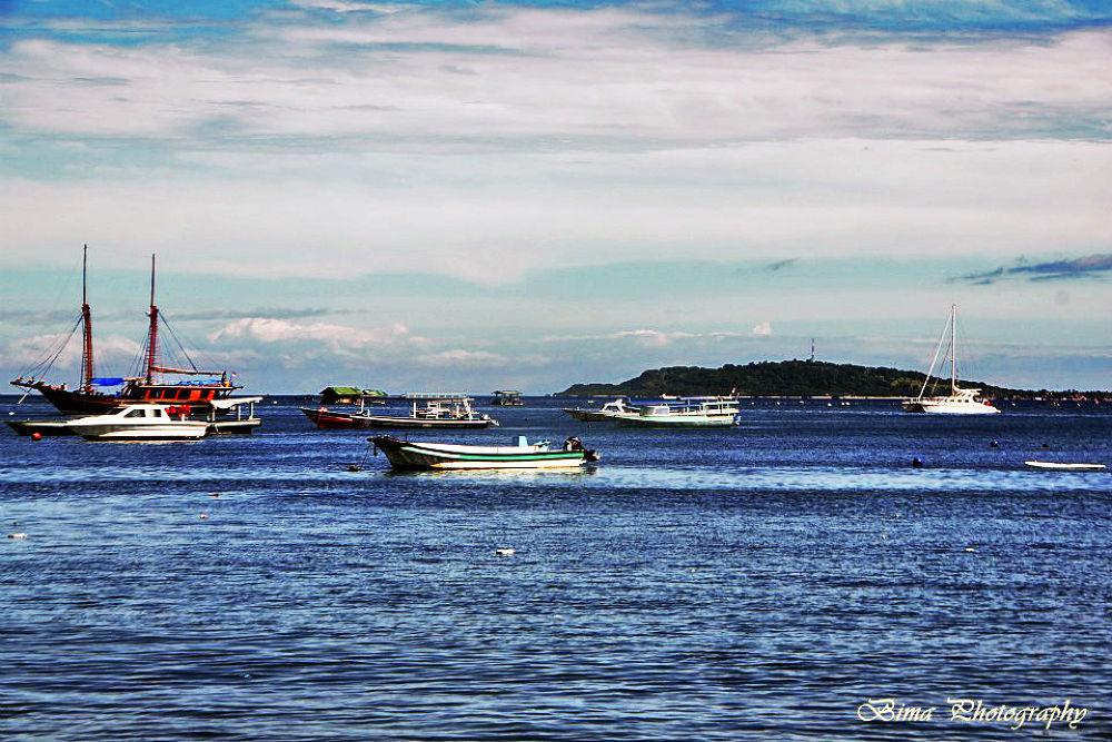 Senggigi Beach by bimaadiwara64