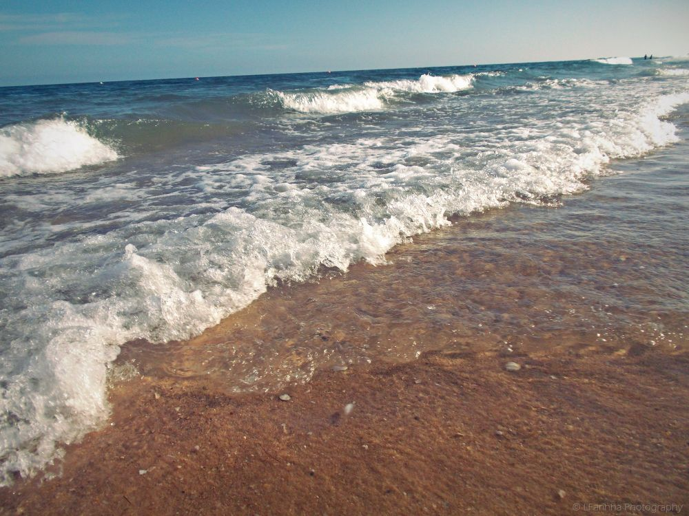 The sea.. by LFarinha Photography