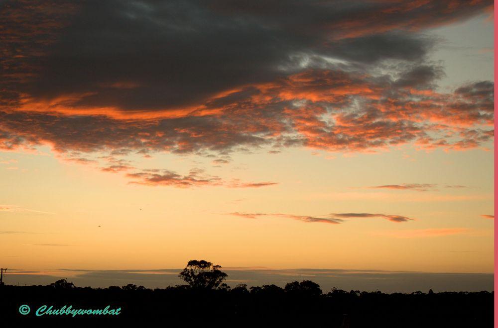 17 Sunrise 3 8 13 by Ian Winduss