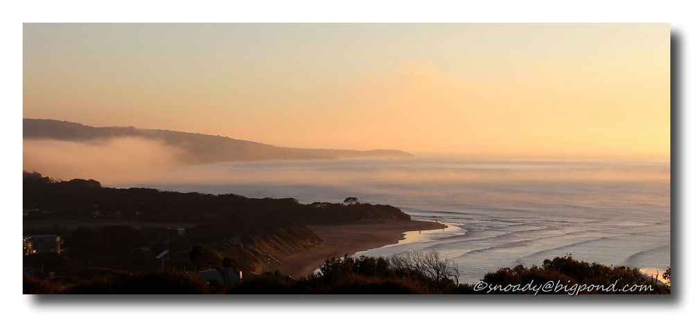 anglesea river mist b by rob snoad