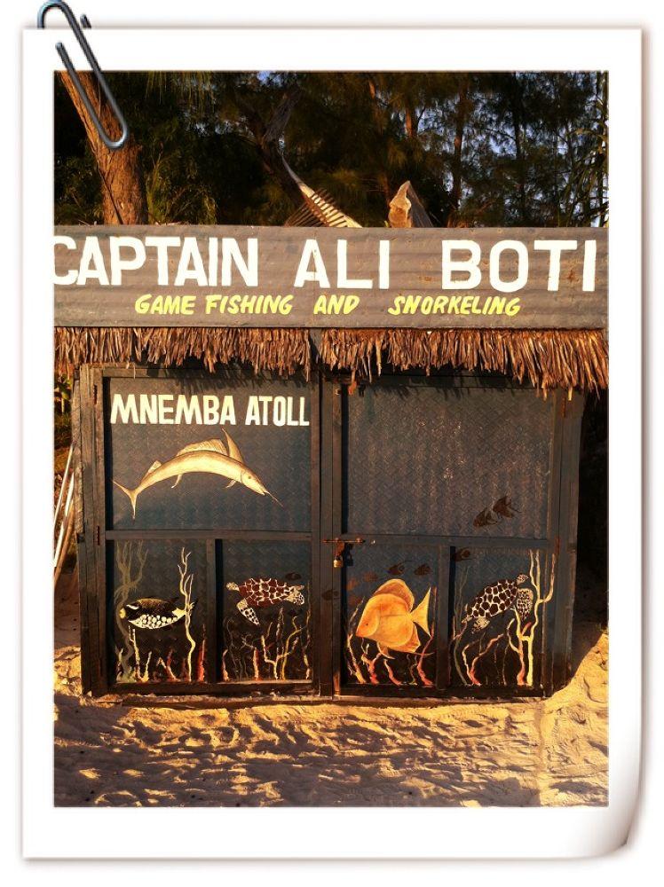 Gone Fishing .. Pongwe Beach / Zanzibar by Mats H. Andersson