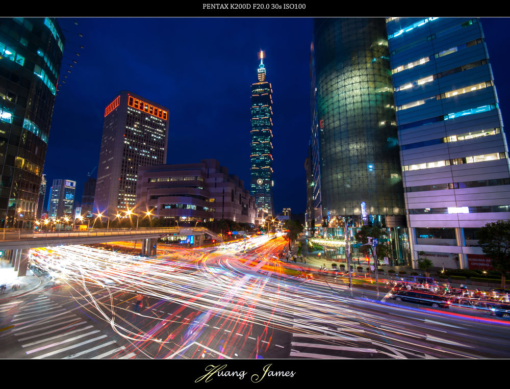 Taipei 101 by changcheihuang