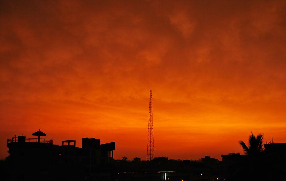 AFTER THE RAIN by Maroof Rana
