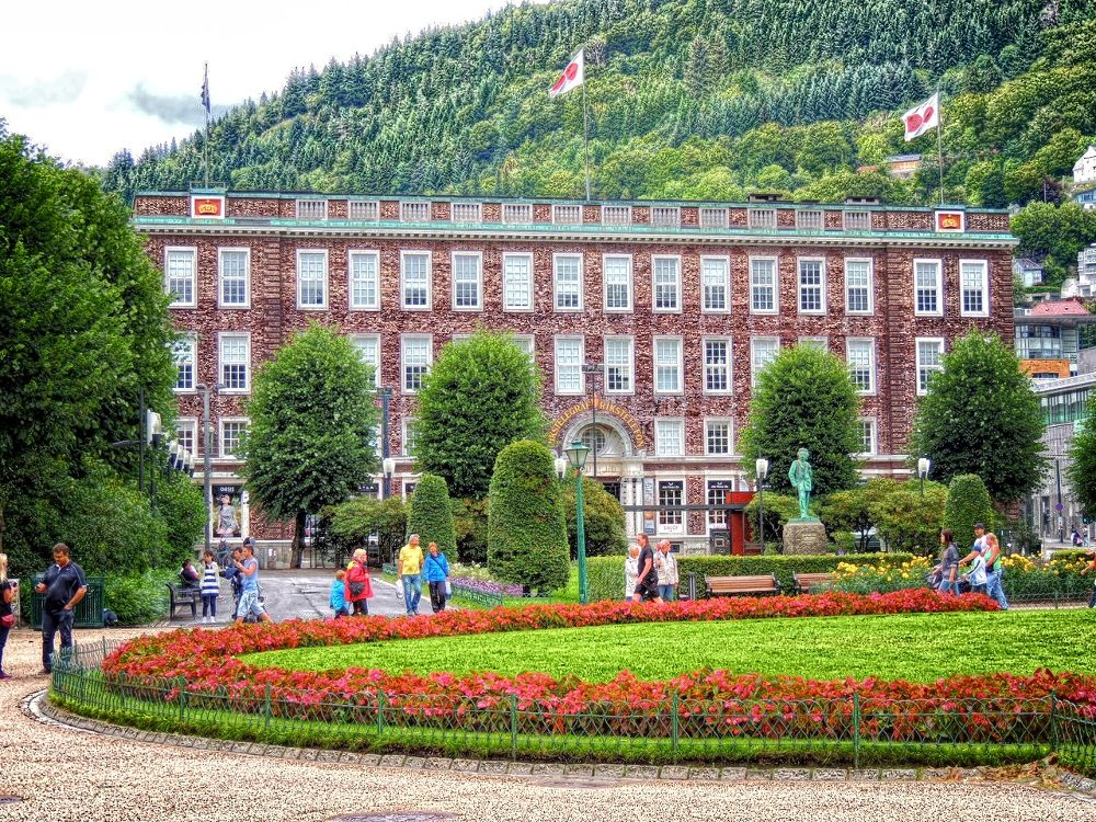 BERGEN by Fjell Photography
