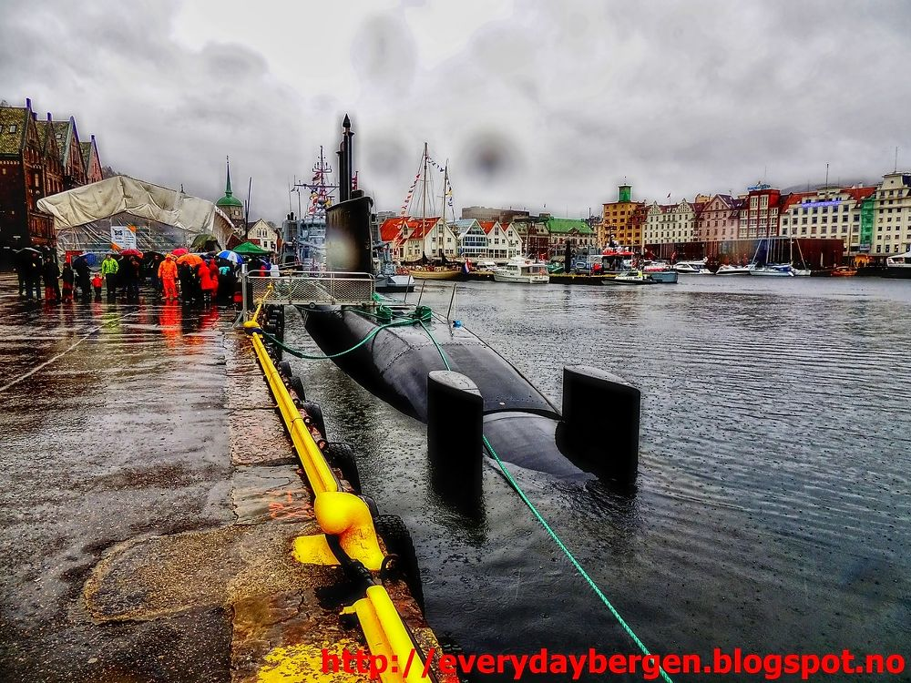 Rainy HDR by innacleanbergen