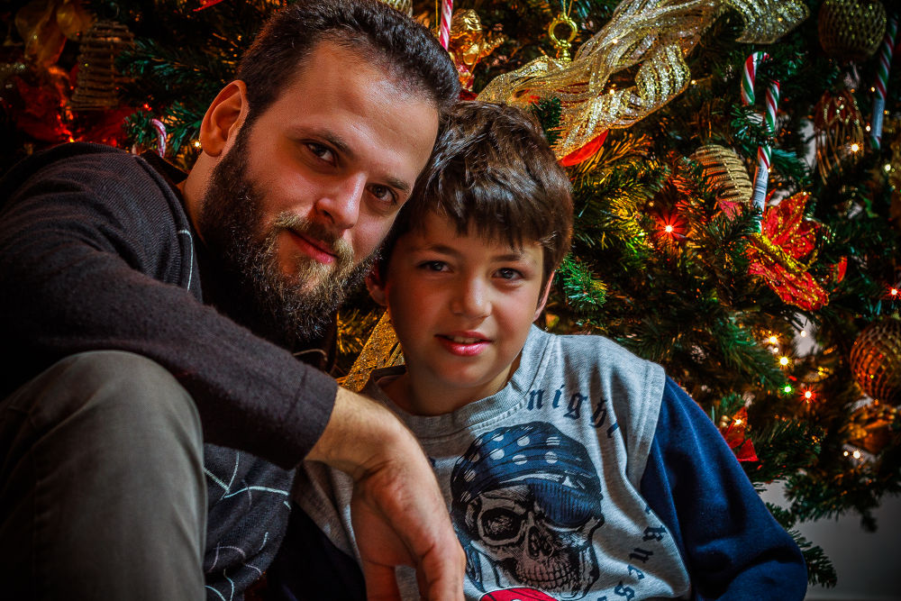 Me and my Bro! <3 by Kyriakos Dallas