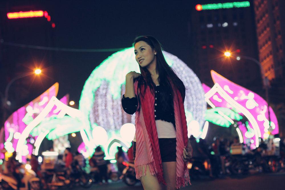 Saigon Night by Nhat giang