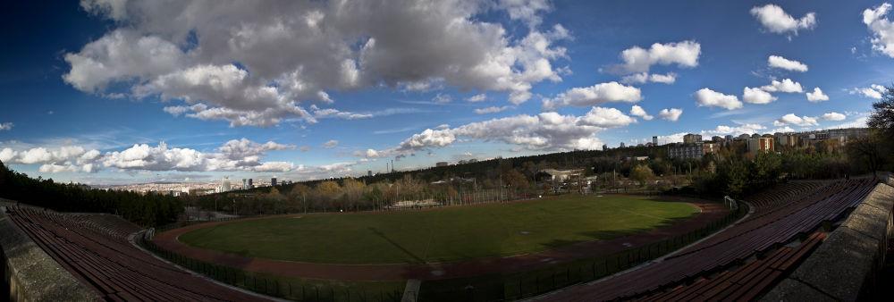 Photo in Random #middle east technical universi #metu #odtü #campus #sky #cloud