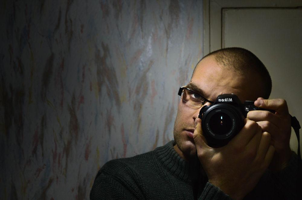 Auto Portrait by IvanTemov