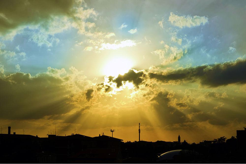 tramonto  by placidocastiglione