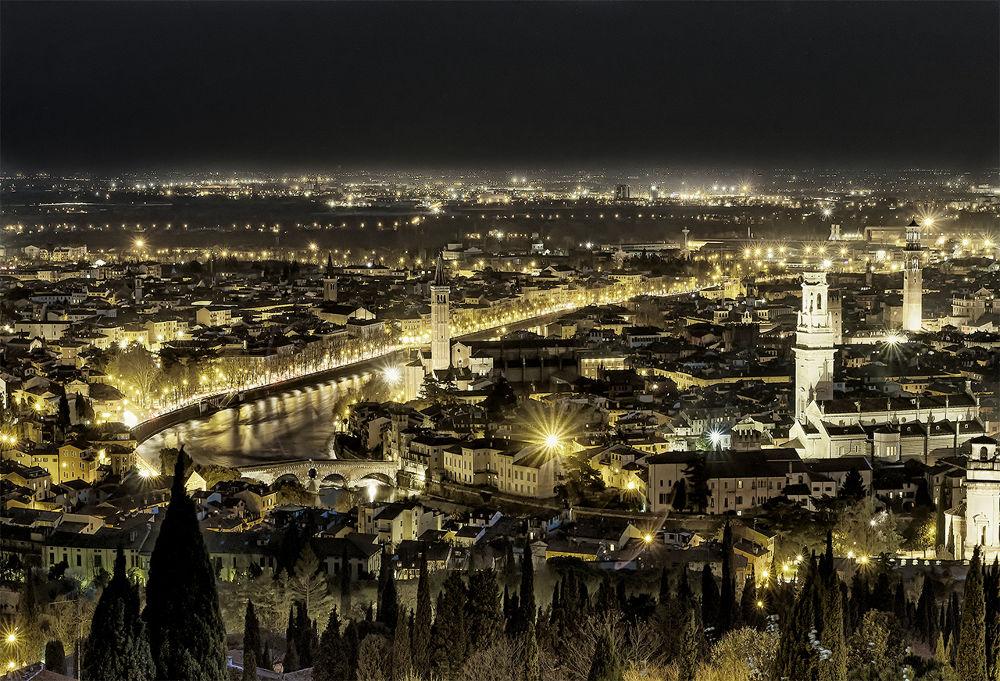 """Verona """"gold edition"""" by placidocastiglione"""