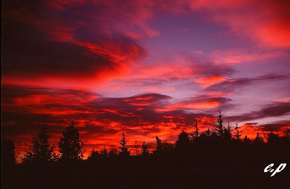 Sunset... by egidioporrini