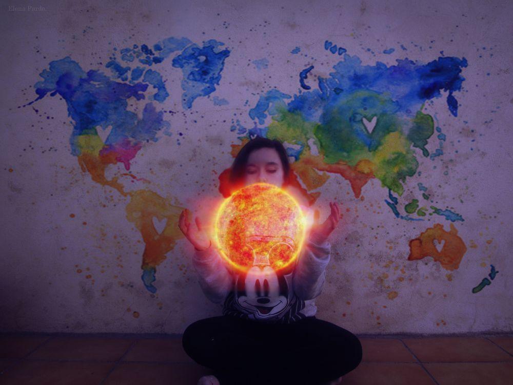 The World by Elena Pardo
