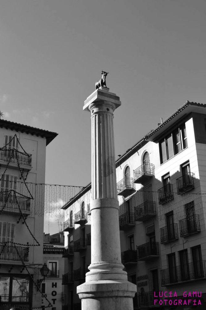 Plaza del Torico - Teruel by LuciaGamuFotografia
