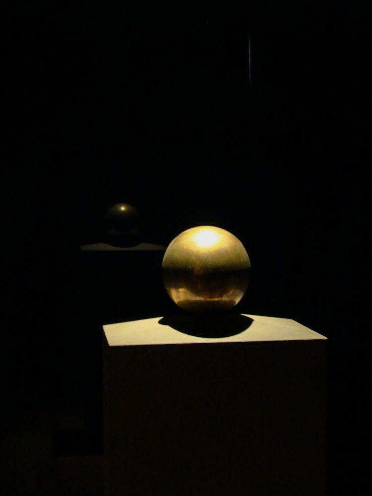 Urn with the ashes of Nikola Tesla by Alekdandar Dekanski