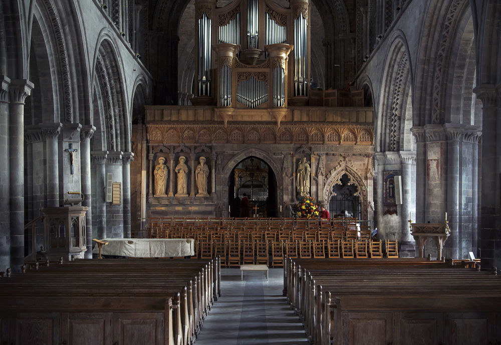 St David's Cathedral - Pembrokeshire by shanekerry