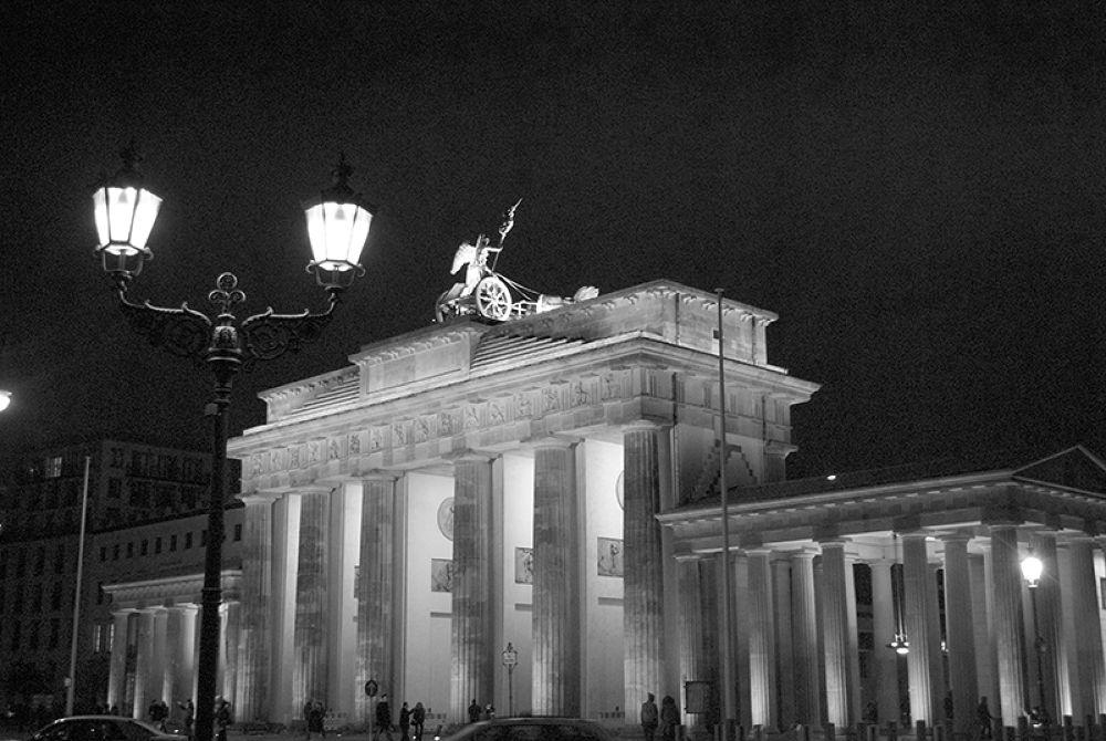 Berlin by davidperea