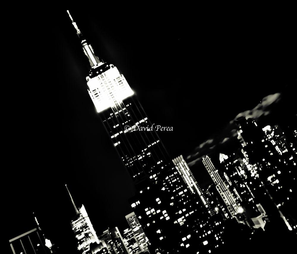 Slanted NYC by davidperea