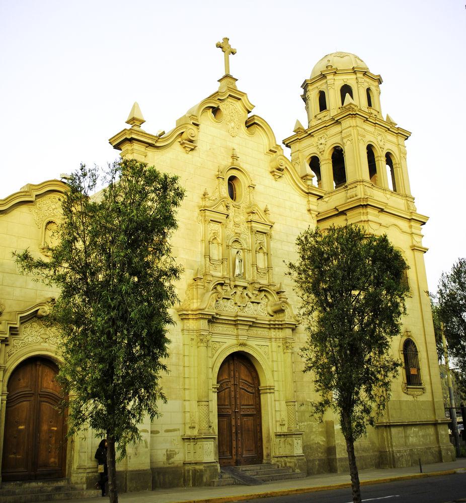 Lima Peru by davidperea