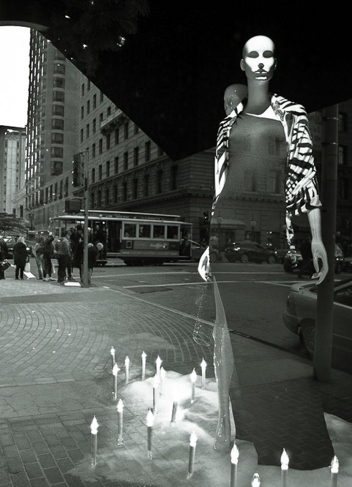 Urban Dimensions San Francisco  by davidperea