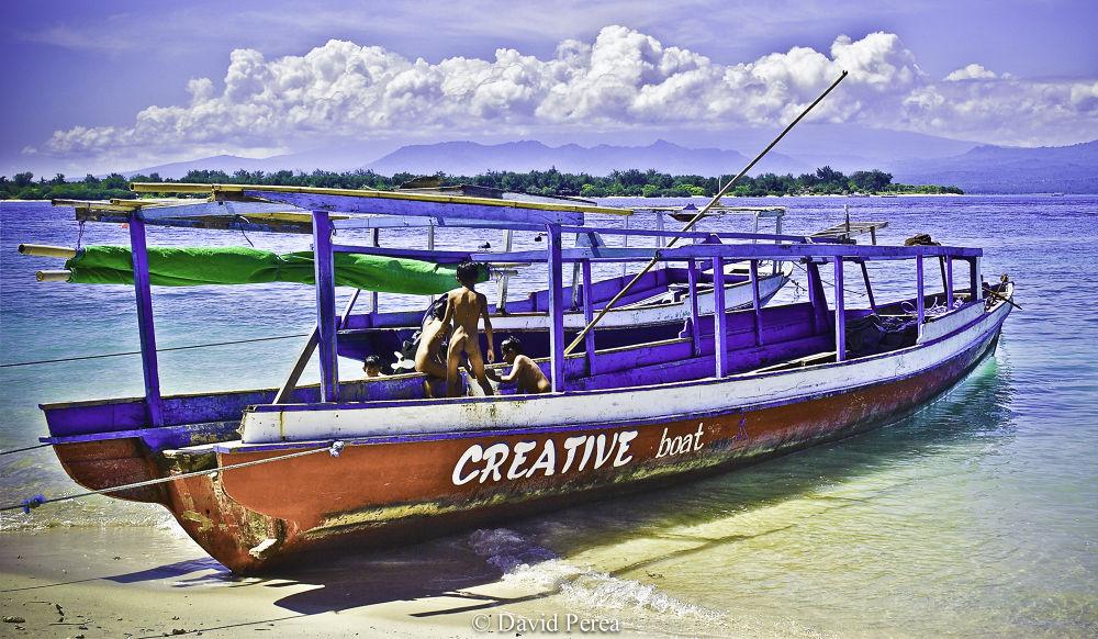 Gilli Islands - Indonesia  by davidperea