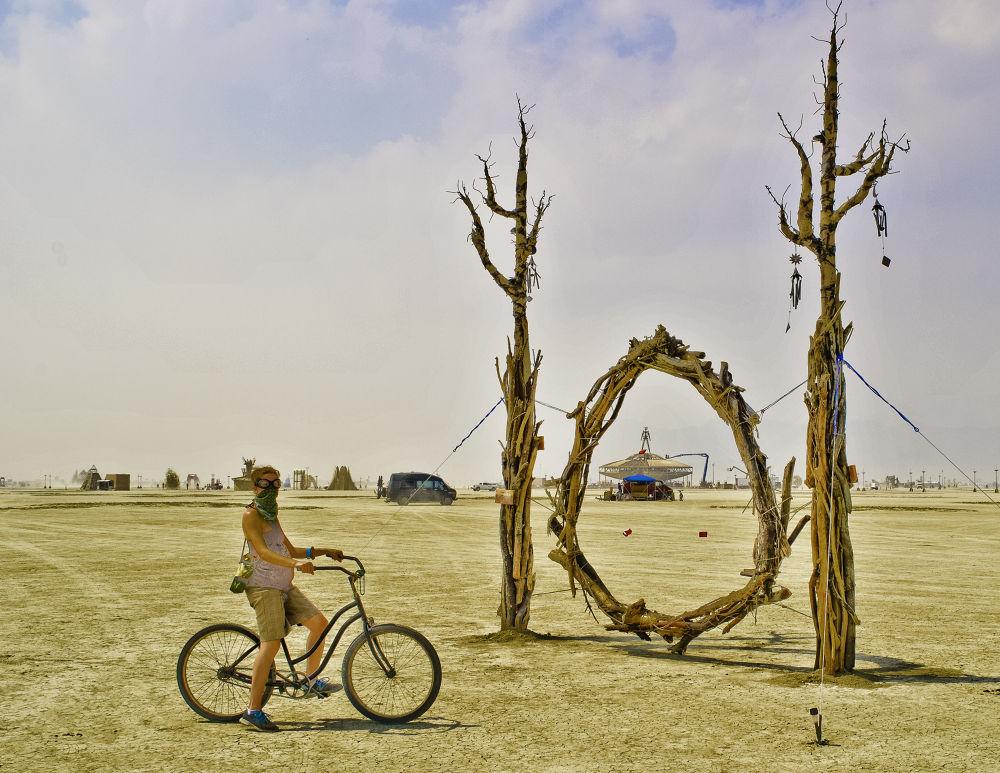 Burning Man 2013 )'(  by davidperea