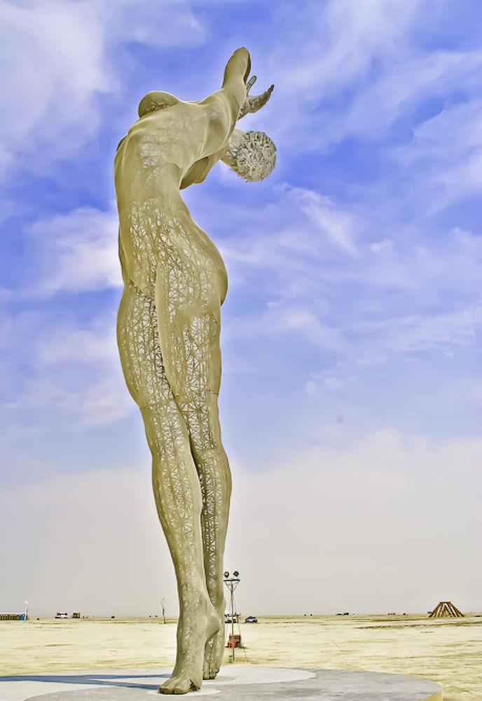 Surrealistic )'( Burning Man 2013 by davidperea