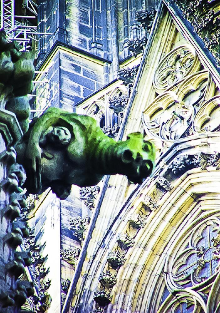 Gothic Germany, Der Dom  by davidperea