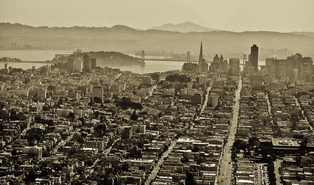 Urban Dimensions SF  by davidperea