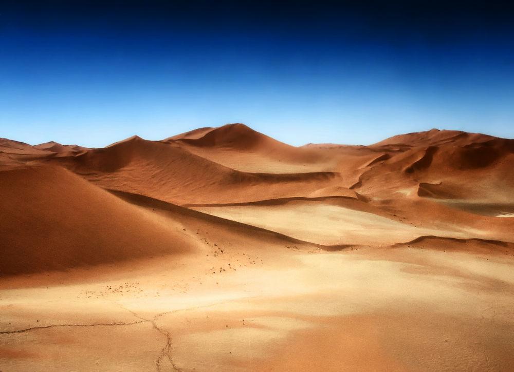 ... red desert by Carlo Scherer