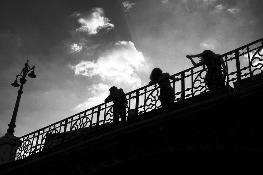The Bridge by catalazar