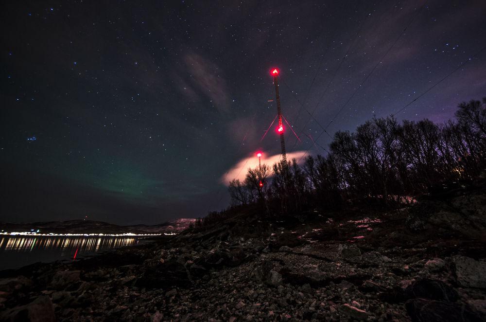 The Radiotowers by mariusthrane