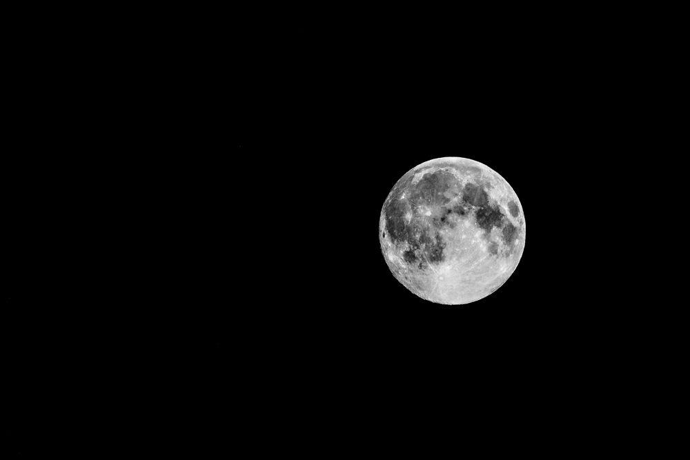 Big Full moon of 23-6-2013 by omar nejai