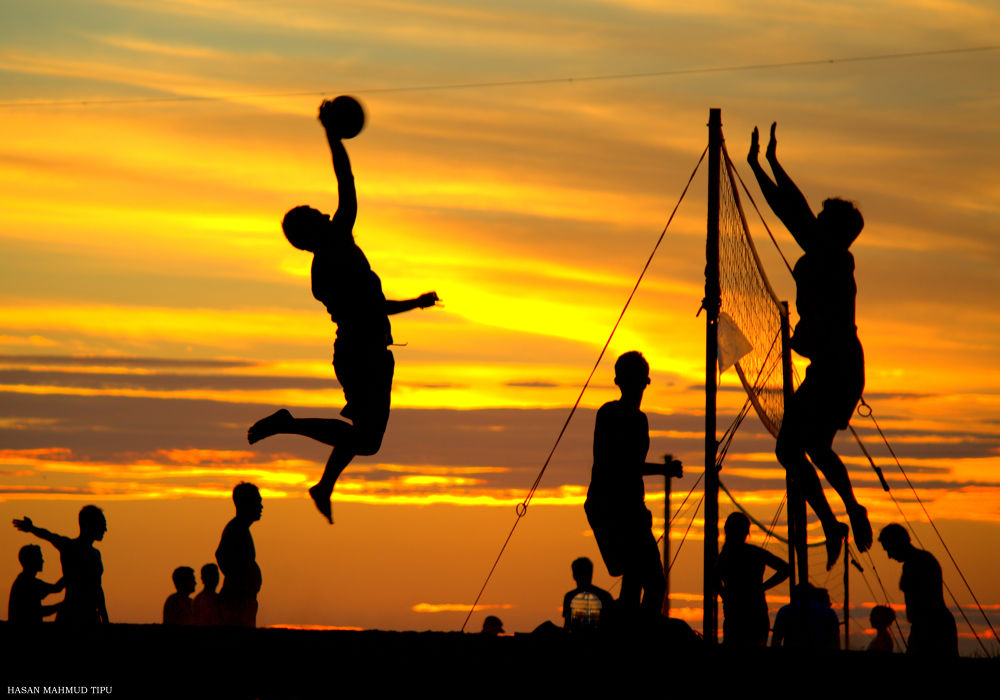Summer fun!  by Hasan Mahmud Tipu
