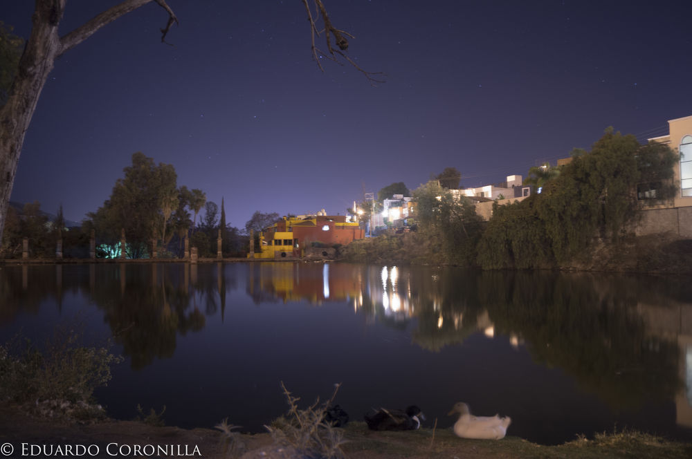 Presa de los Santos, Guanajuato, Guanajuato by Eduardo Coronilla