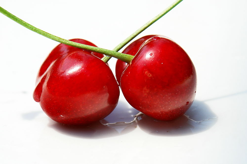 Photo in Food #food #cherry #photograohy