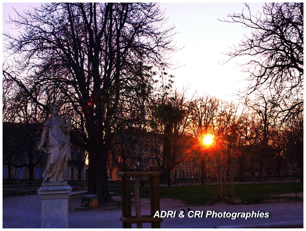 lever du soleil by ADRI & CRI Photographies