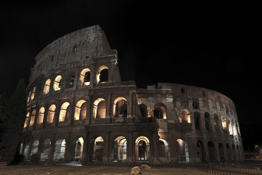 Colosseo, Rome by gianniroccofoto