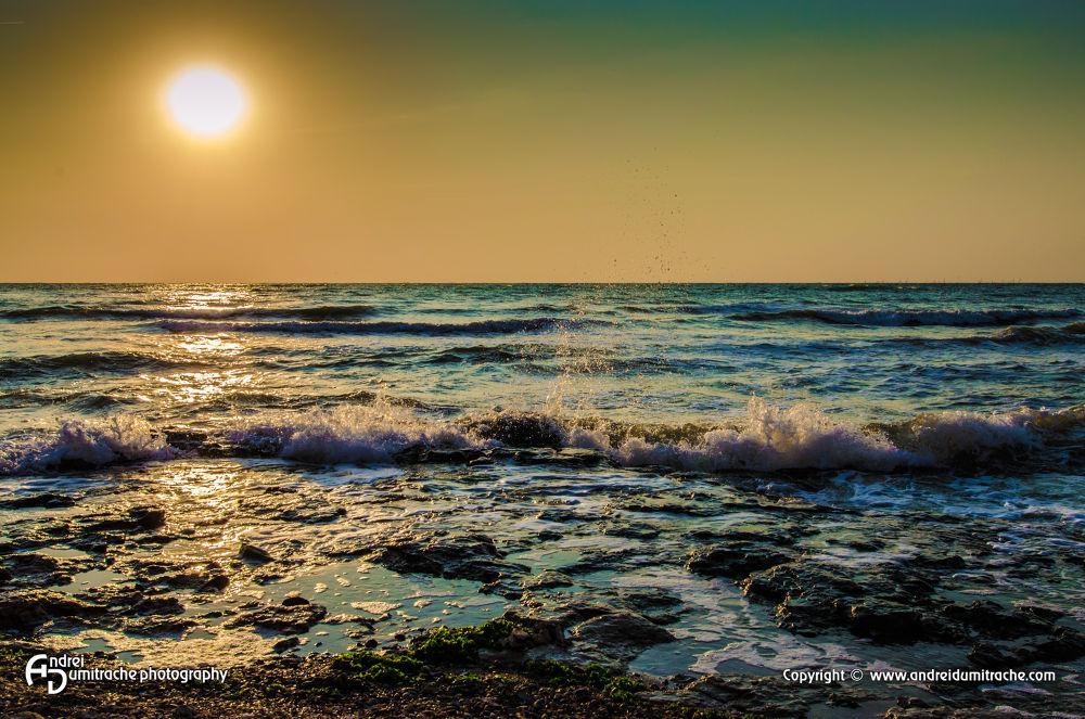Sunrise by Andrei Dumitrache