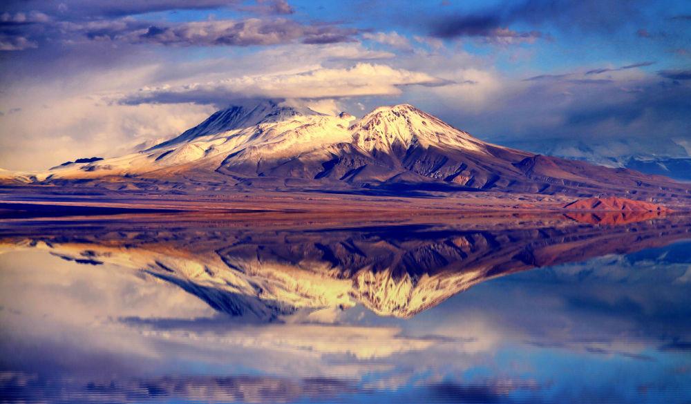 la montaña_reflex2 by Anadgar03