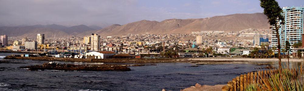 Panoramica Ciudad Antofagasta by Anadgar03