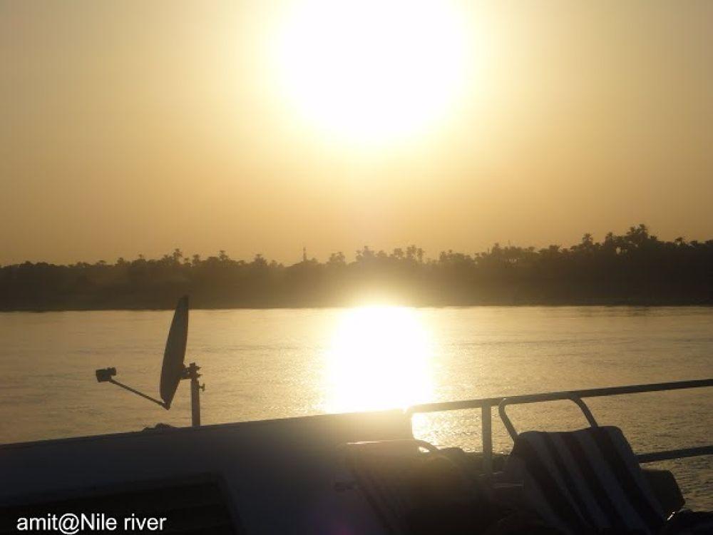 Nile River by amitagarwal