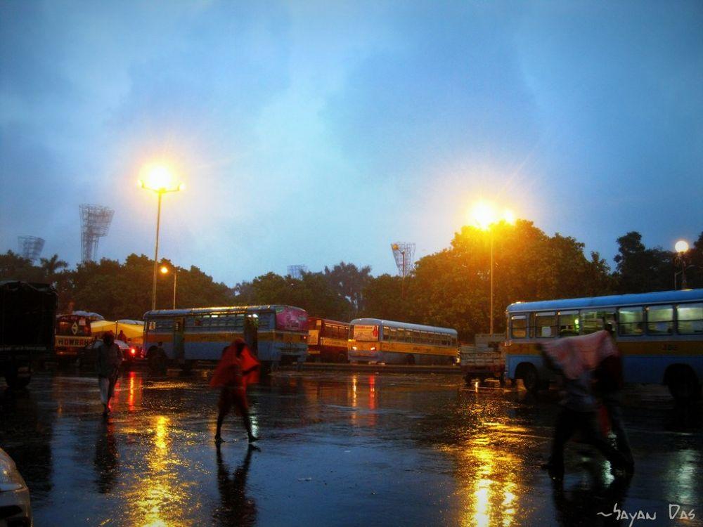 Rainyday by Sayan Das