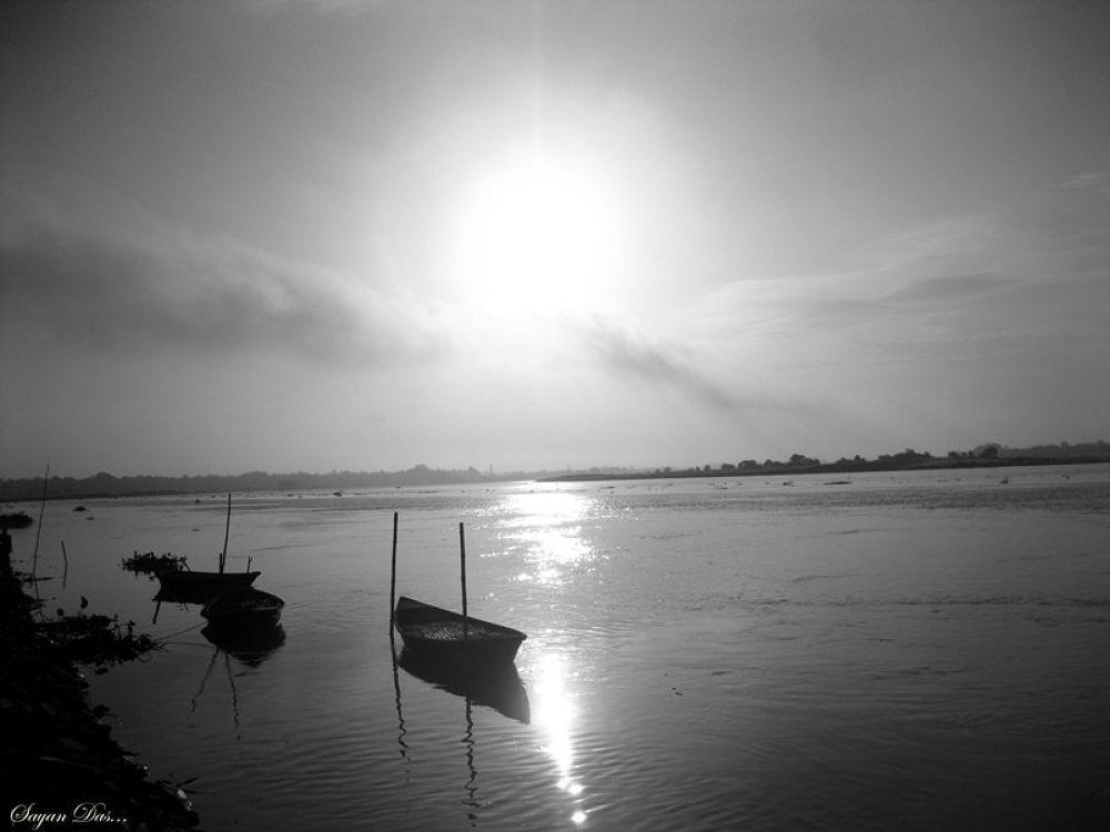 Sunrise by Sayan Das