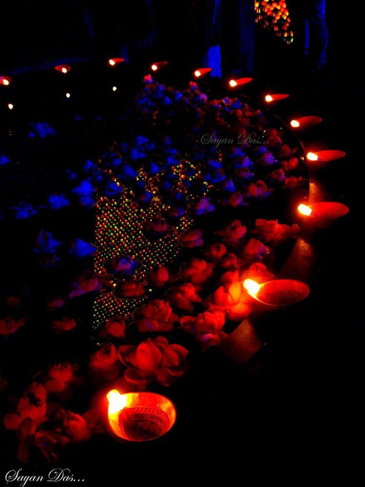 Lamp by Sayan Das
