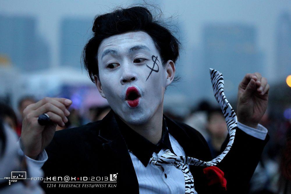 Performance Arts No. 2 by ken wong